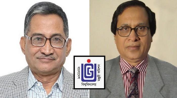 ইউজিসির তদন্ত কমিটি বেআইনি, খর্ব হয়েছে রাষ্ট্রপতির ক্ষমতা: রাবি ভিসি