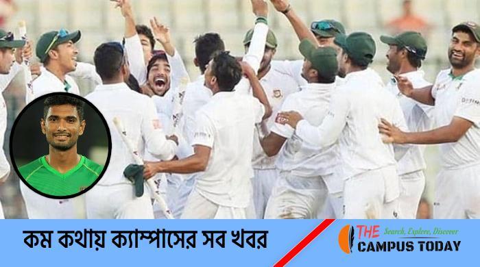 শ্রীলঙ্কা টেস্টের জন্য ২১ সদস্যের দল ঘোষণা, নেই মাহমুদউল্লাহ