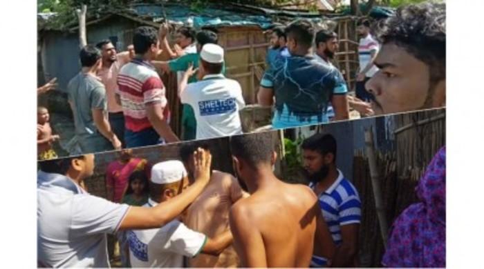 মেসের সিটে ওঠা নিয়ে ইসলামী বিশ্ববিদ্যালয় শিক্ষার্থীদের মারামারি